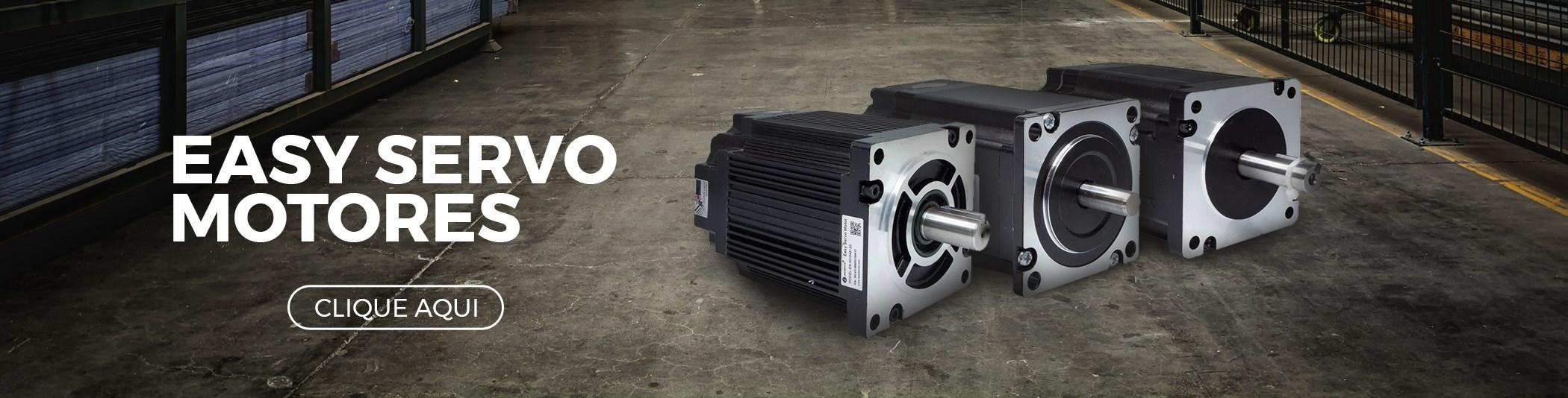 Easy servo motor