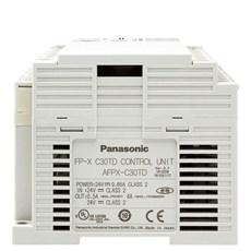 CLP Panasonic AFPX-C30TD 16 entradas/ 14 saídas - Transistor