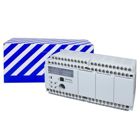 CLP Panasonic AFPX-C60TD 32 entradas/28 saídas - Transistor