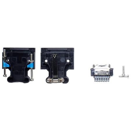 Conector I/O para cabos de comando - DV0P0770