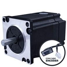 Easy Servo Motor Leadshine com encoder NEMA 23 - 1.3 N.m - NEO-CS-M22313-ID