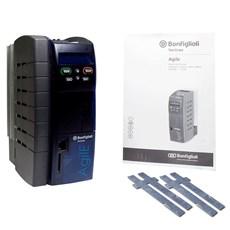 Inversor de Frequência Agile Bonfiglioli (4.0 kW - 5CV - 380V~440V) - AGL402-18 2 FA