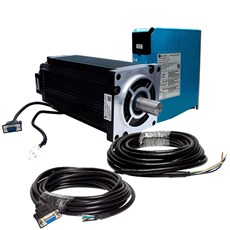 Kit Easy Servo Motor 20N.m Leadshine