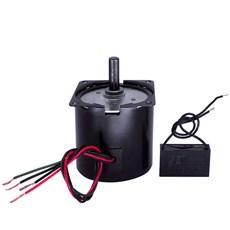Micro Motor AC C/ Cx. Red. 110/127V 5RPM 70Kgf.cm - AK60SY20/110-R5