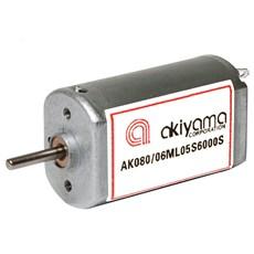 Micro Motor DC Akiyama 5V 6000RPM - AK080/06ML05S6000S
