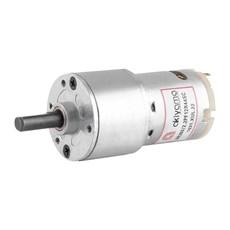 Micro Motor Dc Akiyama C/ Cx Redução 12v 44rpm 2.2kgf.cm