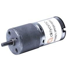 Micro Motor DC Akiyama com Caixa de Redução 5V 193RPM 1.1Kgf.cm - AK280/1.1PF5R193SC